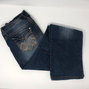 💥CLEARANCE💥 L.E.I junior jeans Ashley Low-rise